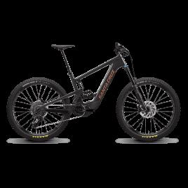Santa Cruz Heckler CC S-Kit Black 27 – 2020