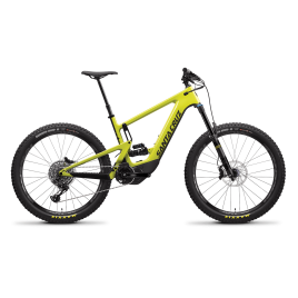 Santa Cruz Heckler CC S-Kit Yellow 27 – 2020