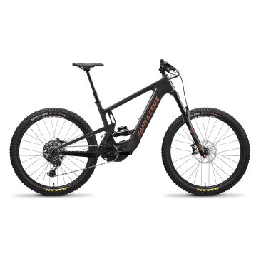 Santa Cruz Heckler CC R-Kit Black 27 – 2020